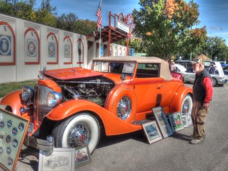 Packard 1933